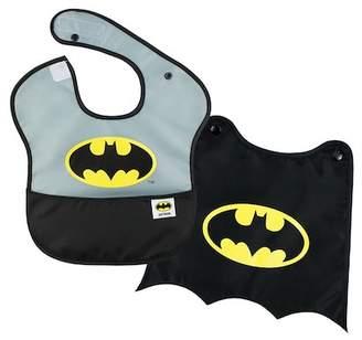 Bumkins Batman Caped Superbib (Baby Boys)