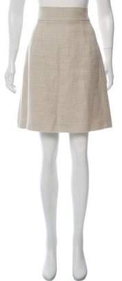 Dolce & Gabbana Knee-Length Tweed Skirt