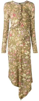 Preen by Thornton Bregazzi floral print dress