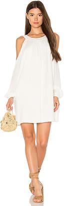 Blq Basiq Cold Shoulder Dress