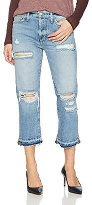 Siwy Women's Elle Crop Straight Jeans