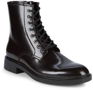 Calvin Klein Keigan Box Leather Boots