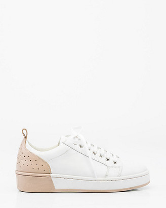 Le Château Leather Lace-Up Sneaker