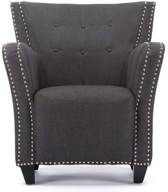 Latitude Run Lower Vobster Contemporary French Accent Barrel Chair