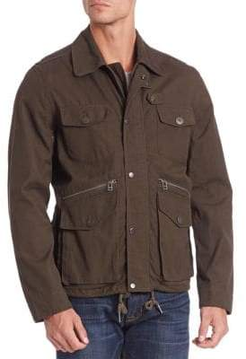 Saks Fifth Avenue MODERN Hunting Jacket