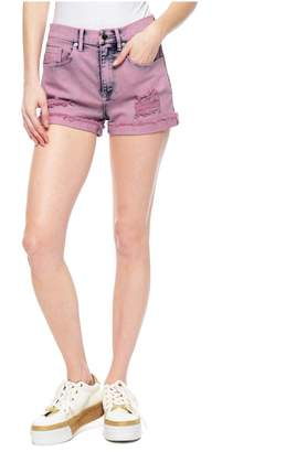 Juicy Couture Sunset Wash Cuffed Short