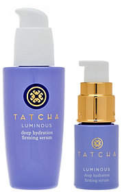 TATCHA Luminous Firming Serum w/ Travel-Size Auto-Delivery $95 thestylecure.com