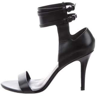 Alexander Wang Johanna Ankle-Strap Sandals