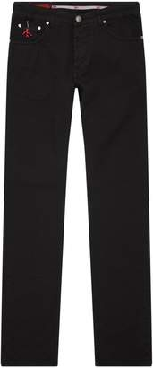 Isaia Classic Straight-Leg Jeans