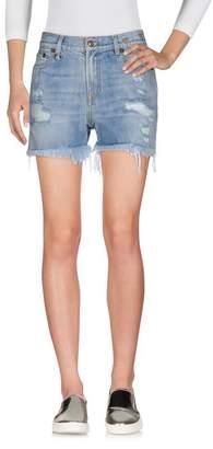 R 13 Denim shorts
