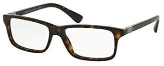 Prada PR 06SV Glasses in Havana PR 06SV 2AU1O1