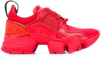 Givenchy tonal platform sneakers