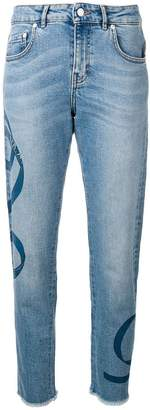Escada Sport straight fit jeans