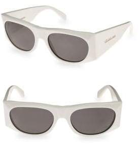 Celine Wraparound Acetate Sunglasses