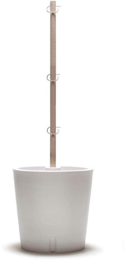 urbanature - Blumen- und Pflanzentrolley, Basic / Weiß