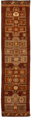 "ABC Home Vintage Anatolian Wool Runner - 2'10""x11'9"""