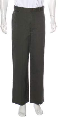 Chimala Flat Front Wide-Leg Pants w/ Tags