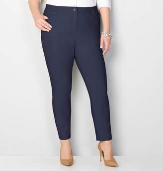 Avenue Plus Size 5 Pocket Skinny Pant