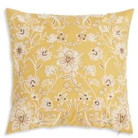 Marks and Spencer Ornamental Floral Embroidered Cushion