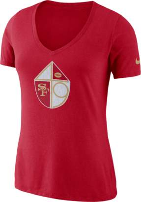 Nike Historic Tri-Blend Mid-V (NFL 49ers)