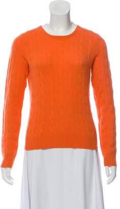 65f622e36d Ralph Lauren Orange Women's Cashmere Sweaters - ShopStyle