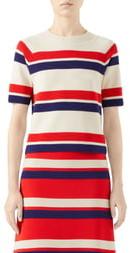 Gucci Stripe Wool Sweater