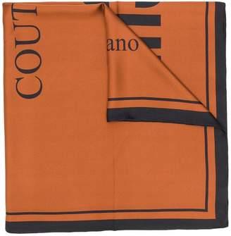 Moschino Pure! square scarf