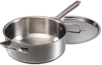 Wolf Gourmet 6-Qt. Deep Saute Pan & Lid