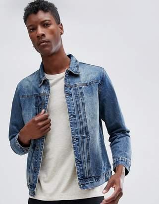 Dead Vintage Denim Jacket in Light Wash