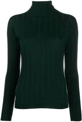 Sofie D'hoore turtle-neck fitted sweater