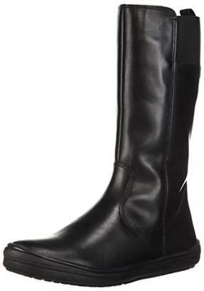 Geox Hadriel Girl 2 Tall Zip Boot with Warm Lining Knee High