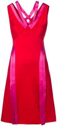 Versace strappy dress