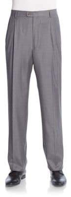 Zanella Bennett Virgin Wool Trousers