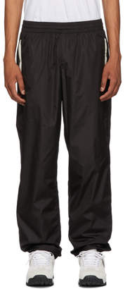 Moncler Genius 2 1952 Black Nylon Track Pants