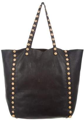 Valentino Medallion Studded Tote