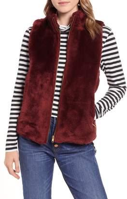 J.Crew Factory Plush Fleece Excursion Vest