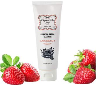 D.E.P.T Beyond The Soap Strawberry 2.67Oz Essential Facial Cleanser W/ Hydrating Jojoba Oil
