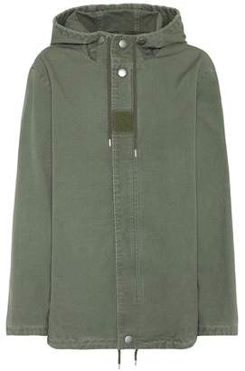 A.P.C. Paintball cotton parka