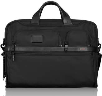Tumi Alpha 2 Laptop Briefcase with ID Lock Pocket