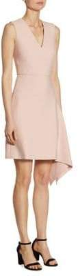 Roland Mouret Aylsham Asymmetrical Dress