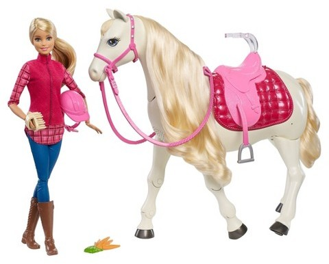 Barbie Barbie Dreamhorse and Doll