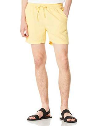 "Isle Bay Linens Men's 5"" Inseam Beach Shorts"
