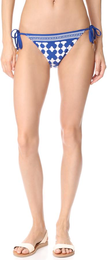 Kate Spade New York String Bikini Bottoms
