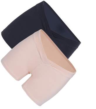Jili Online Piece of 2 Woen's Under the Bupaternity Briefs Pregnancy Underwear Healthy Boyshort