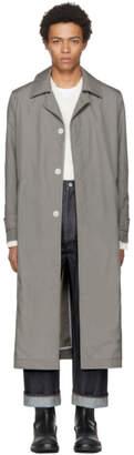 Sunnei Grey Classic Coat