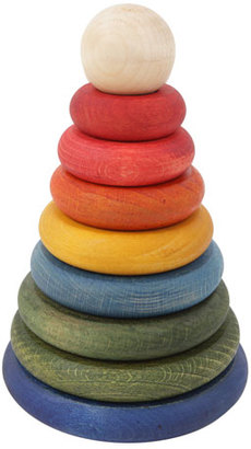 Wooden Story Wooden Rainbow Stacker