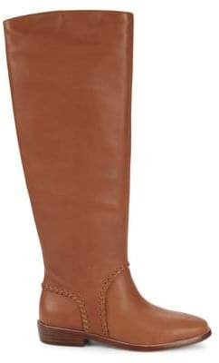 UGG Gracen Leather Tall Boots