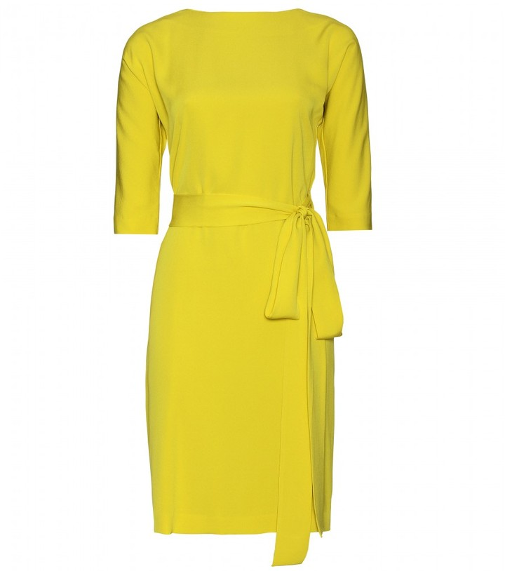 Diane von Furstenberg SHANNON WRAP DRESS