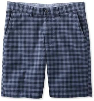 L.L. Bean L.L.Bean Summer Shorts, Standard Fit Plaid