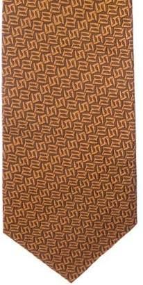 Charvet Woven Silk Tie